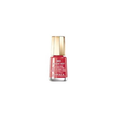 Mavala Nagellack Rouges de Mavala Rouge Hot 5 ml