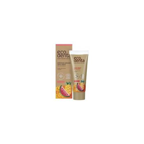 Ecodenta Cosmos Juicy Fruit Kids Zahnpasta 75 ml