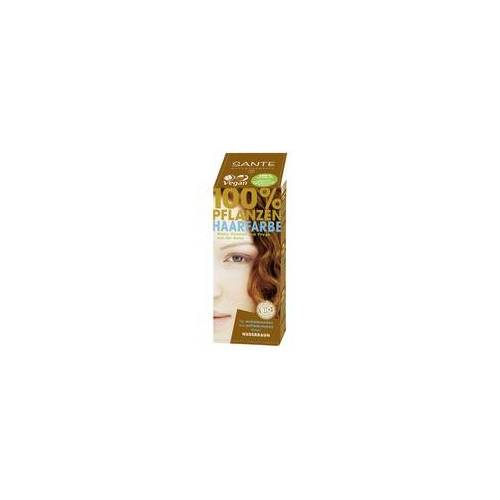 Logocos SANTE Pflanzenhaarfarbe - nussbraun 100 g