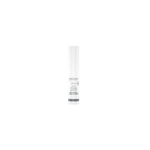 LOGONA Aktiv Pickel-Stopp Bio-Minze & Salicylsäure 6 ml