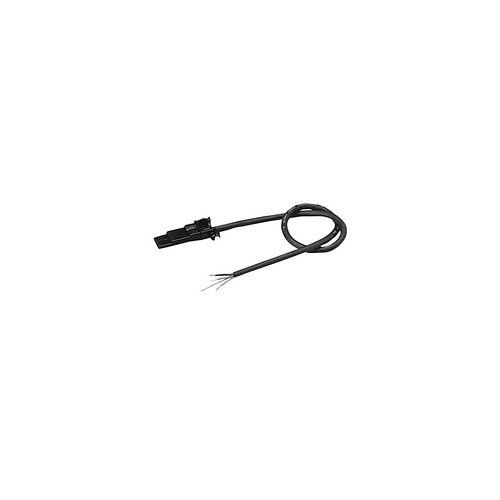 Warema Somfy 9203845 LT Kabel 500 cm schwarz (4-adrig) UV-beständig
