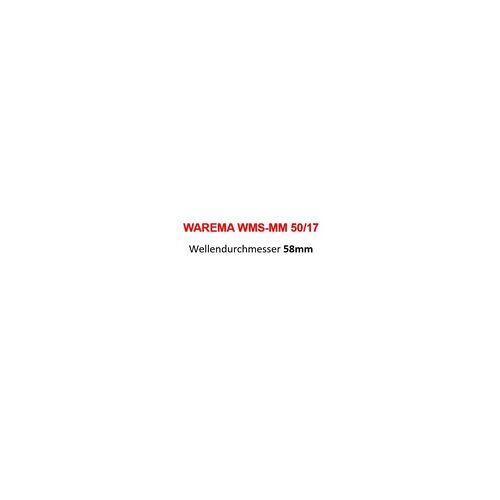 Warema Becker WMS-Funkeinsteckantrieb WMS-MM 50/17 für Markisen (WAREMA 0157)