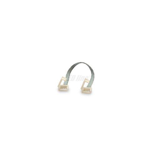 LEDin LED Strip RGB Silikon 10 mm Click/Kabel/Click