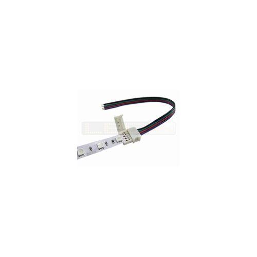 LEDin LED Strip RGB 10 mm Click/Kabel