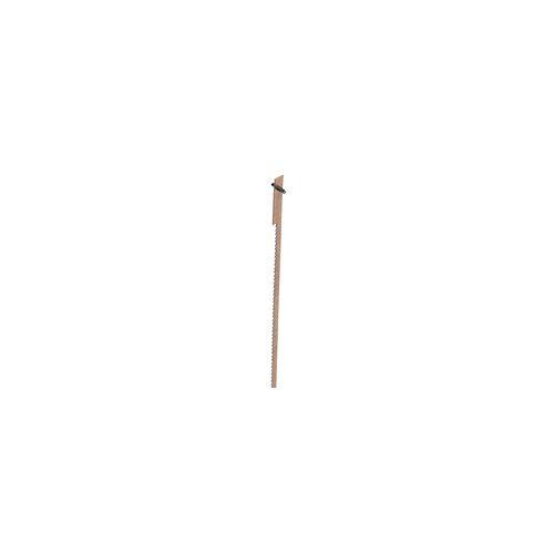 Holzstar Stift-Sägeblatt 135 x 3,0 x 0,25 mm, 10 Z/cm für Holz, Kunststoff und Gips