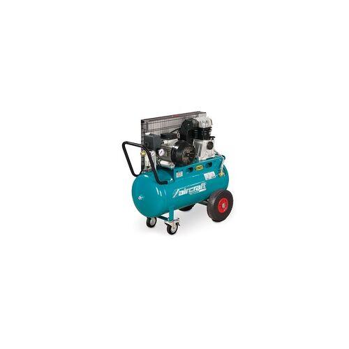 Aircraft Mobiler Kolbenkompressor für Handwerker mit Riemenantrieb AIRSTAR 401/50