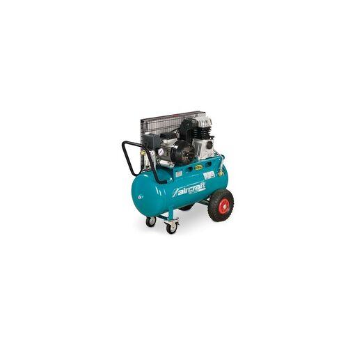 Aircraft Mobiler Kolbenkompressor für Handwerker mit Riemenantrieb AIRSTAR 403/50