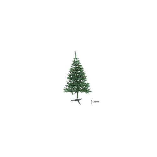 Steinigke Weihnachts Winter Dekoration Weihnachtsbaum Tannenbaum Tanne grün Tannenbäume 150cm