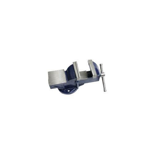 Ett Parallel-Schraubstock, 75mm Spannbacken, 5,8kg