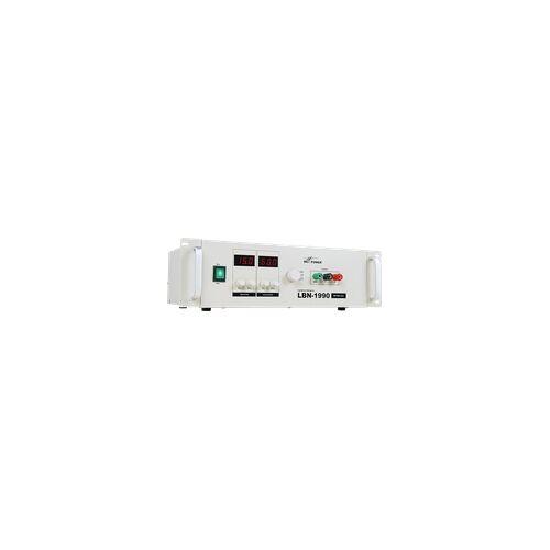 McPower Netzgerät McPower ''LBN-1990'' 19'', 3 regelbare Bereiche 0-15V, 0-30V, 0-60V, 900W, max. 60A