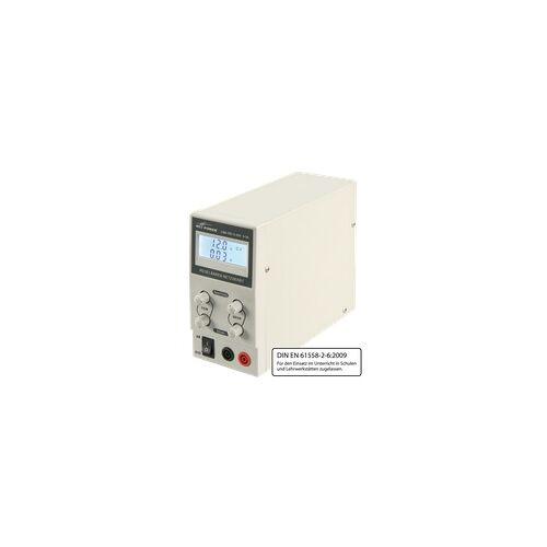 McPower Labornetzgerät McPower ''LBN-303'', 0-30 V, 0-3 A regelbar, LC-Anzeige