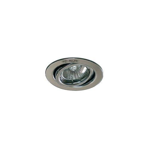 Globo Dekorative Einbaustrahler Metall, chrom   - Globo EINBAUSTRAHLER 12111-3