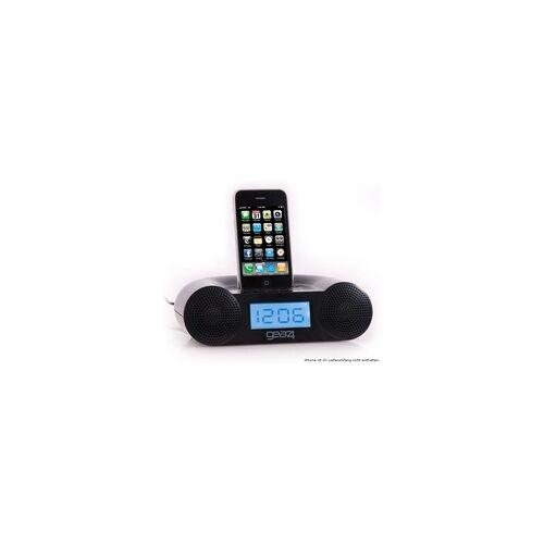 LCDG Radiowecker mit Ipod Dock Musik Center Wecker Radio HiFi-System Gear 4 CRG-60