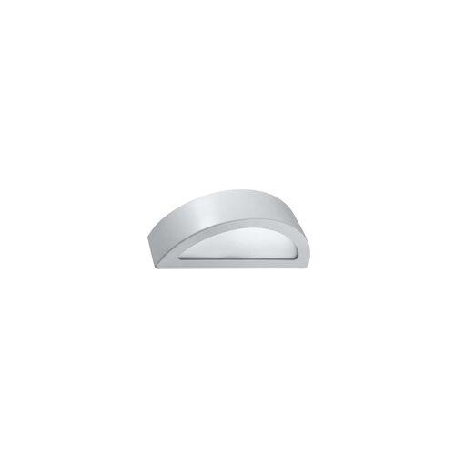 ETC Shop Wandleuchte Wandlampe Grau UP & DOWN Glas Keramik Wohnzimmer Esszimmer Küche