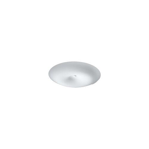 ETC Shop Deckenleuchte Deckenstrahler Glas Modern Weiß Rund Wohnzimmer Esszimmer Küche