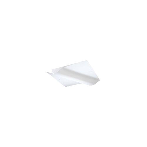 ETC Shop Deckenleuchte Deckenstrahler Weiß Glas Modern Wohnzimmer Esszimmer Schlafzimmer