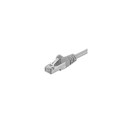 Wentronic LAN-Kabel Netzwerk-Kabel PC Computer CAT-5E Patchkabel FTP 5,0m für Netzwerke 50130