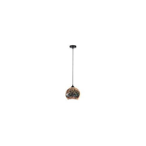 Ett Hängeleuchte mit Schirm, Glas, E27, Ø 200mm