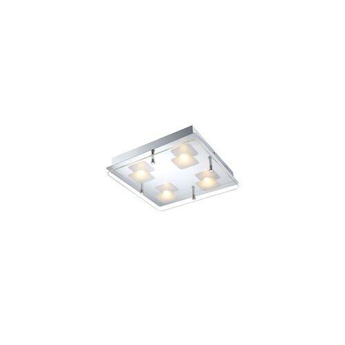 Globo 20 Watt LED Deckenbeleuchtung Deckenlampe Innenbeleuchtung Beleuchtung Lampe Leuchte Globo 49203-4