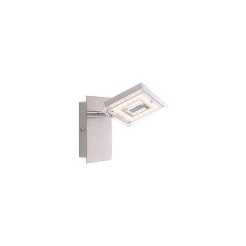 Globo LED 4,2 Watt Wandleuchte Wandstrahler Strahler Beleuchtung Globo KERSTIN 56138-1