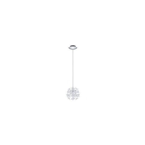 Eglo Hängeleuchte Lampe Beleuchtung Licht Chrom klar IP20 E14 Esszimmer Eglo 91817 FENARI