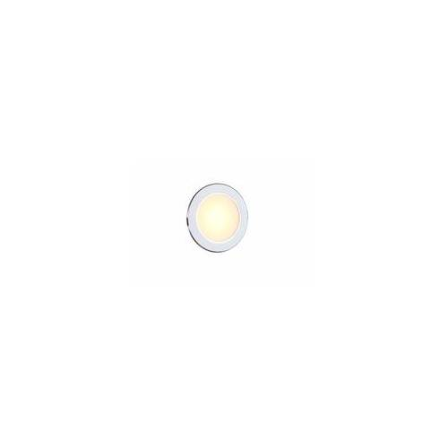Globo Dekorative LED Einbaustrahler Aluminium weiß Glas opal satiniert 7W  - Globo EINBAUSTRAHLER 12333