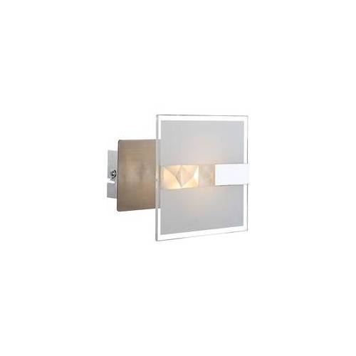 Globo 4,5 Watt LED Wand Leuchte Glas Lampe Wohnzimmer Beleuchtung Globo 41711-1