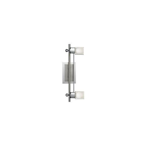 Esto 10 Watt COB LED Decken Wand Leuchte verstellbar Wohnzimmer Chrom Glas Lampe Esto 761050-2