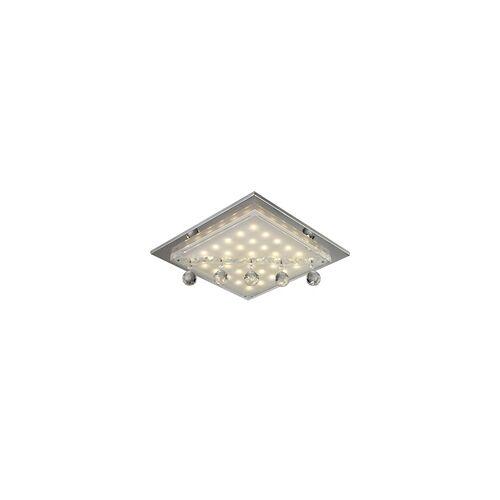 Esto 19 Watt LED Decken Leuchte Kristall Luster Beleuchtung Glas Lampe Esto 749027