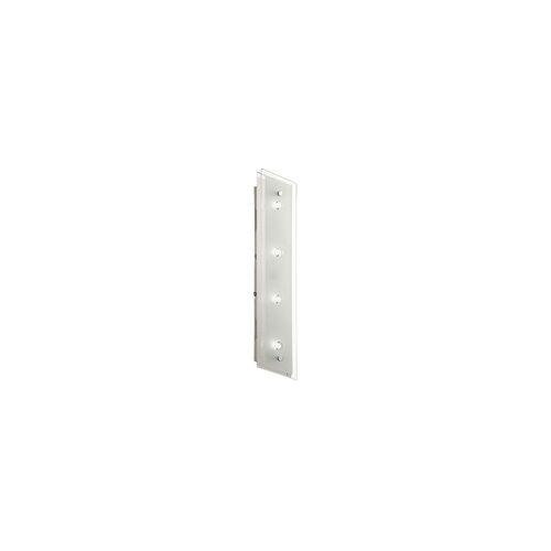 Esto LED 12 Watt Wand Leuchte Flur Treppenhaus Beleuchtung Glas klar Strahler EEK A Esto 9740025-4