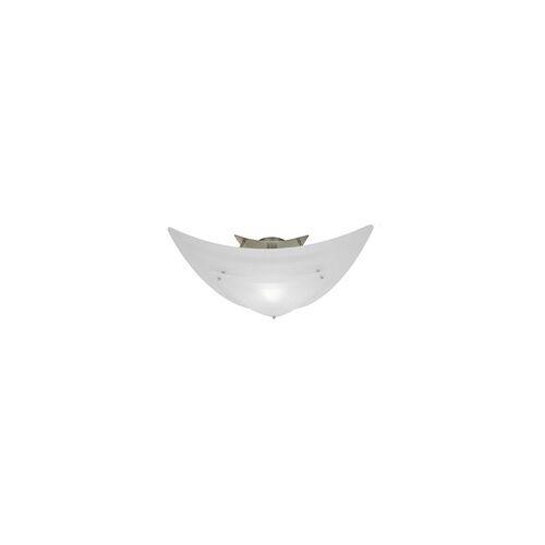 Esto Deckenlampe Deckenleuchte Leuchte satiniertes Glas Deckenbeleuchtung ESTO Delta 858022