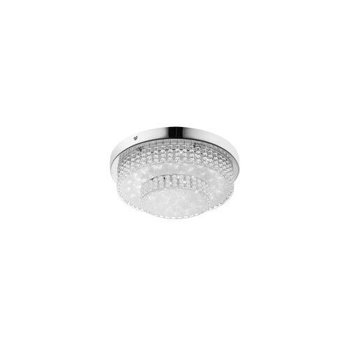 Globo Design LED Decken Leuchte Esszimmer Dielen Kristall Effekt Strahler EEK A Globo 48213-16