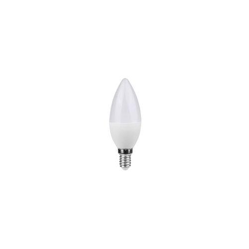 Globo 5 Watt LED Leuchtmittel E14 Kerze Glühbirne 400 Lumen 4000K Lampe