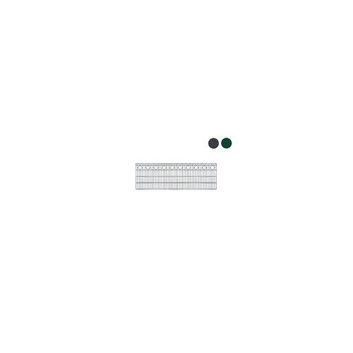 meingartenversand.de Gittermatten Grün 251 x 80 cm