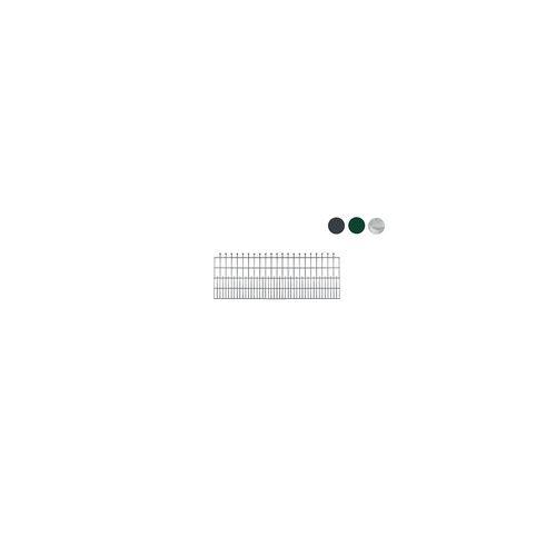 meingartenversand.de Stahlmatten Anthrazit 248,1 x 110 cm