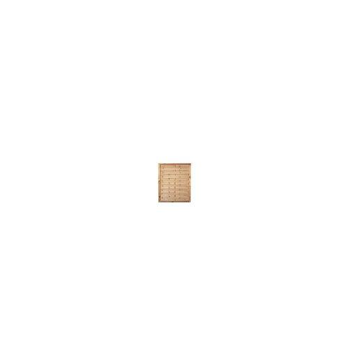 meingartenversand.de Lamellenzaun 100 x 120 cm