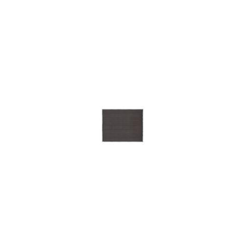 meingartenversand.de Plus WPC Sichtschutzzaun Futura - Zaunelement in Anthrazit -  180 x 145 cm