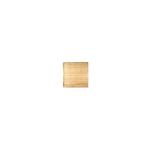 meingartenversand.de Holzzaun 180 x 180 cm