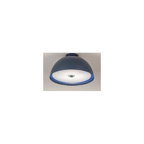 Lumidora Deckenleuchte Sale Modern Metall Blau Rund 73819