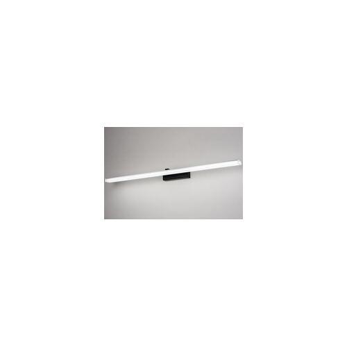 Lumidora Wandleuchte Modern Kunststoff Kunststoffglas Schwarz Matt Weiss 73995