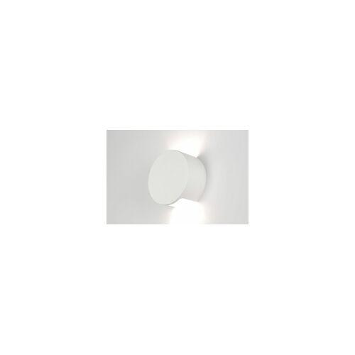 Lumidora Wandleuchte Modern Keramik Weiss Matt Rund 71353