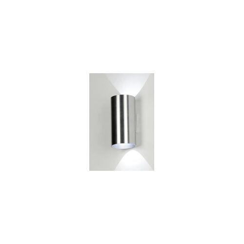 Lumidora Wandleuchte Design Modern Aluminium Rund 71758