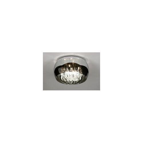 Lumidora Deckenleuchte Laendlich Rustikal Modern Glas Kristall Kristallglas 71840