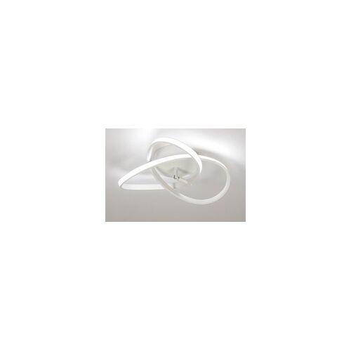 Lumidora Deckenleuchte Modern Metall Weiss Matt Rund 73562