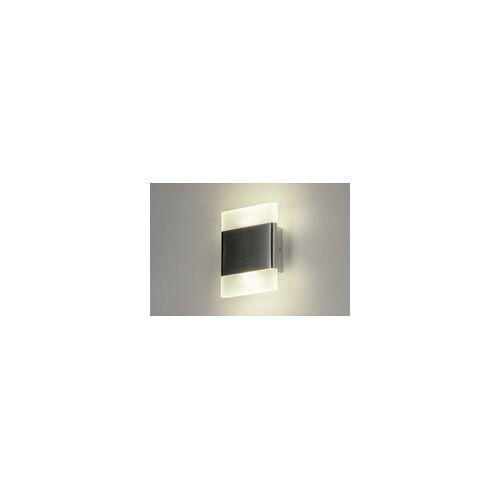 Lumidora Wandleuchte Design Modern Aluminium Kunststoff Kunststoffglas Weiss 73215