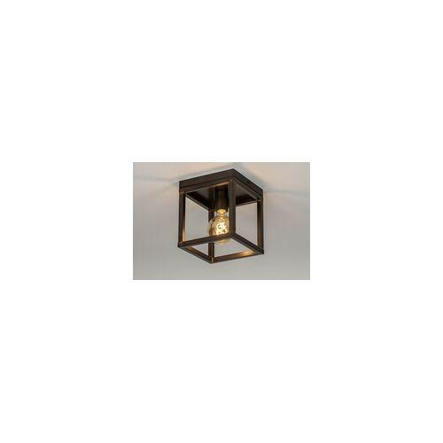 Lumidora Deckenleuchte Industrielook Modern Coole Lampen Grob Metall Gun 73499