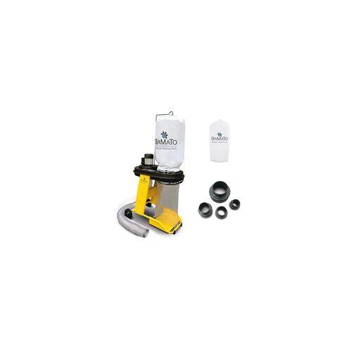 BAMATO Absauganlage AB-550 inkl. Adapter Set und 2. Filtersack