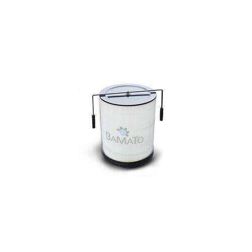 BAMATO Feinstaub-Filterpatrone CF3 für Absauganlage AB-2530 / AB-3900