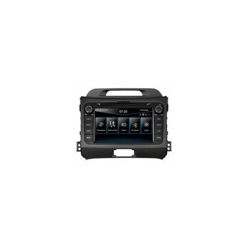 ESX Navigation Lautsprecher DSP Endstufen Aktiv Subwoofer ESX VN720-KI-SPORTAGE Navigation Kia Sportage