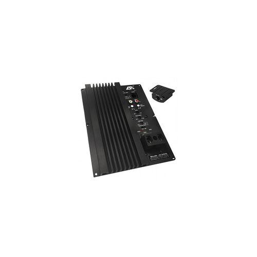 ESX Navigation Lautsprecher DSP Endstufen Aktiv Subwoofer ESX SUBD300 Mono Bass Verstärkermodul